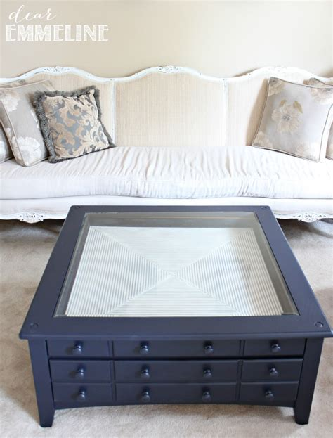 navy blue coffee table goenoeng