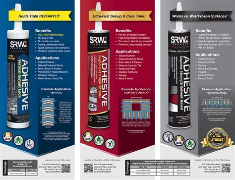 Retaining Wall Glue Retaining Wall Adhesive 12 10oz Superior