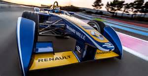 Formula Renault Formula E Ready To Electrify The Second Caign Groupe
