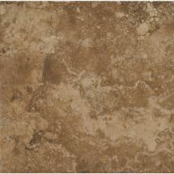 shop stonepeak ceramics inc 12 in x 12 in durango noce glazed porcelain floor tile at lowes com
