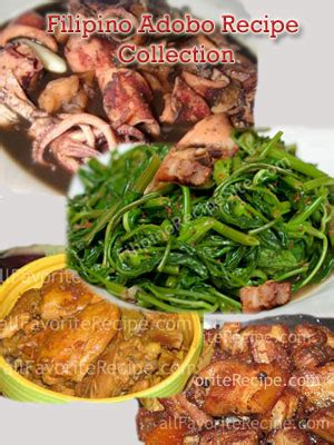 style recipes a complete cookbook of tagalog dish ideas books recipe a collection of free recipes