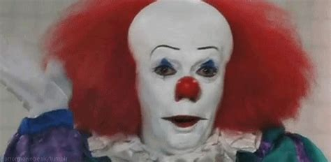 Police have finally captured and unmasked this creepy clown enticing