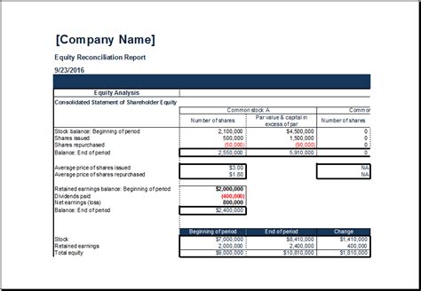 Balance Sheet Reconciliation Template Excel Bank Account Reconciliation Template Monthly Prepaid Expense Reconciliation Template