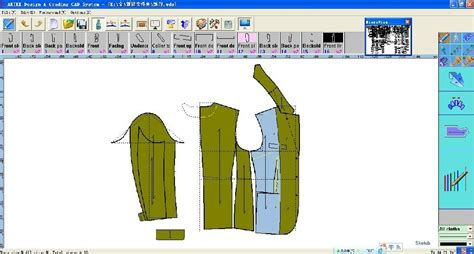 pattern design system pattern design and grading cad system no artex china