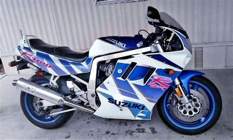 1990 Suzuki Gsxr1100 Motorcyclesportsbike Culture T