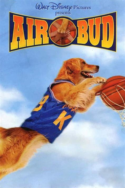 film disney basketball air bud sports movies that score with the whole family