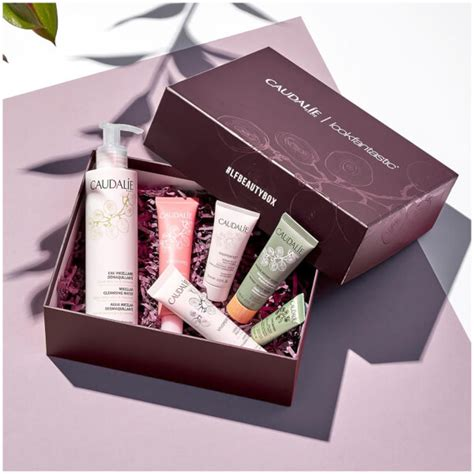Get Look Edition by Lookfantastic X Caudalie Limited Edition Box Worth