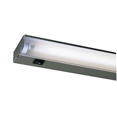 under cabinet fluorescent light fixture juno fluorescent under cabinet lighting iron blog