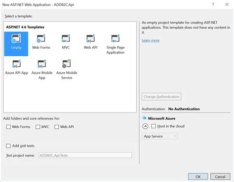 template api azure active directory b2c overview and policies