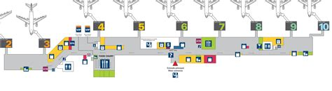 san jose airport terminal map united airlines san jose airport map my