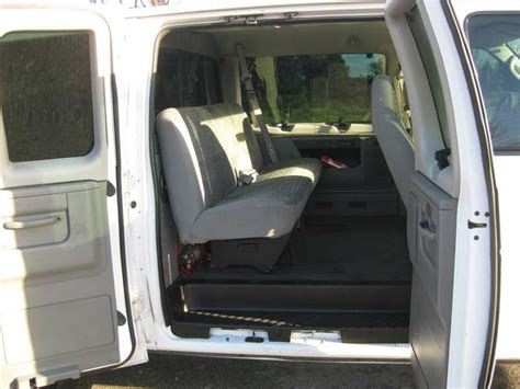 Diy Bay Window Seat - share your project moto van pictures here south bay riders
