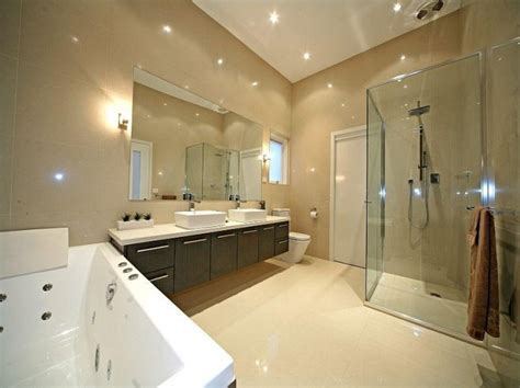 shower design ideas for modern bathroom of mansion ruchi contemporary brilliance residence house modern bathroom