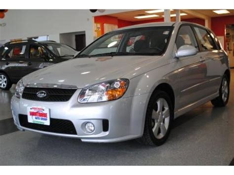 2007 Kia Spectra Specs 2007 Kia Spectra Spectra5 Sx Wagon Data Info And Specs