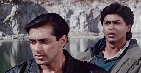 biography of film karan arjun meet salman khan s filmi bhais rediff com movies