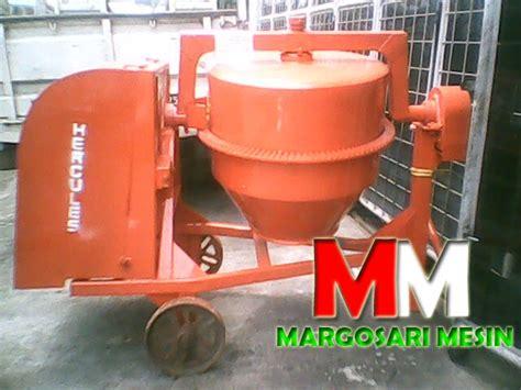 Mesin Molen Beton mesin molen beton rekayasa mesin berteknologi tepat guna