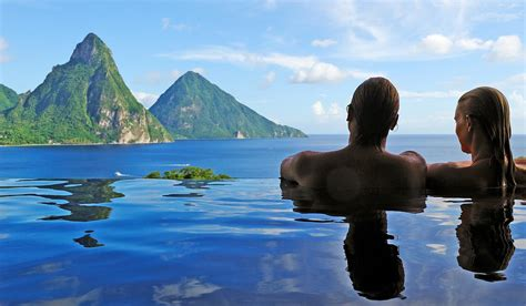 Wall Art For Bathrooms Jade Mountain Luxury St Lucia Accommodation