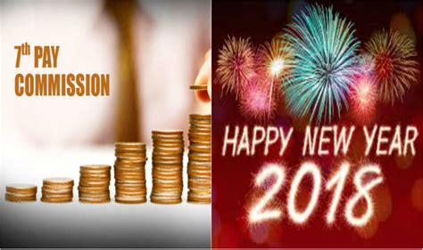 7th pay commission new year new minimum wage new