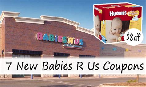 Where Can I Buy A Babies R Us Gift Card - babies r us coupons 8 off huggies or pers box diapers more southern savers