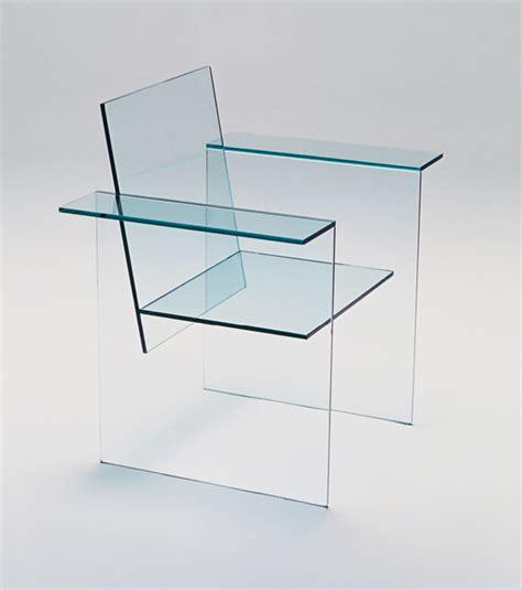 Glass Chairs by How Shiro Kuramata Was Inspired By Kubrick S 2001 Design