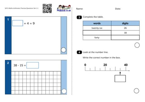 quiz questions ks1 practise ks1 sats questions maths arithmetic and reasoning