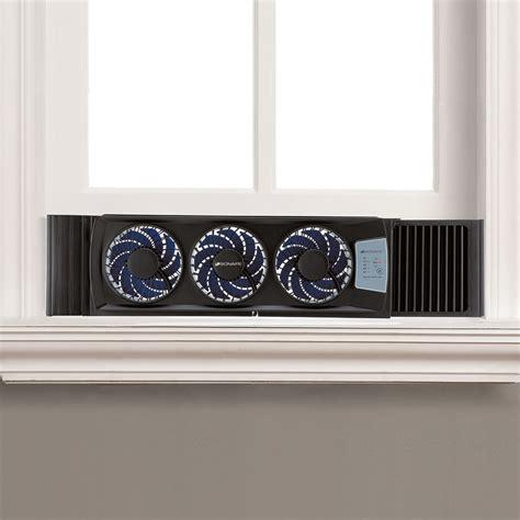window fan with filter bionaire 174 bwf0522e bu thin window fan electronic large