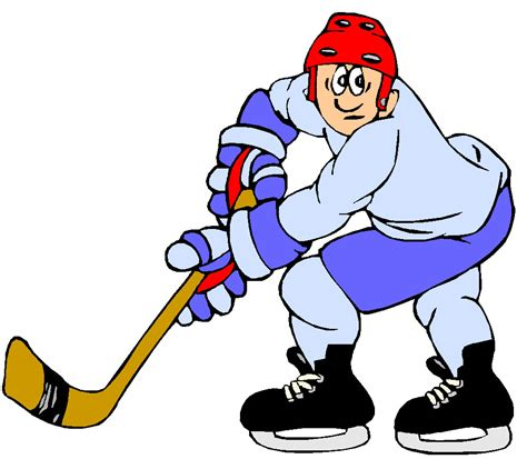 hockey clip 1000 images about clipart hockey on
