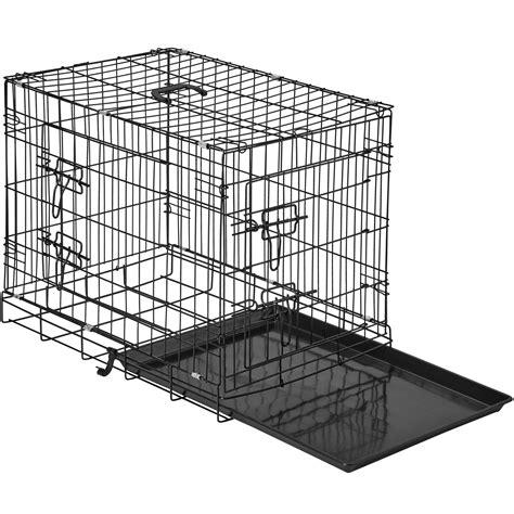 gabbia per cani gabbia per cani da interno con pawhut gabbia recinto da