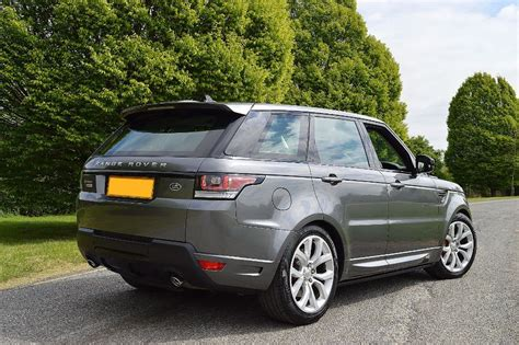 range rover supercharged diesel land rover range rover supercharged car and driver autos