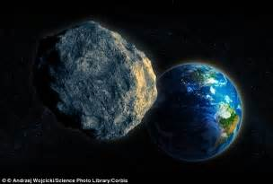 Asteroid 2014 yb35 will pass 2 8 million miles from earth tomorrow