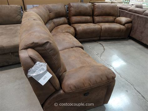 pulaski leather reclining sofa sectionals sofas costco home decoration club