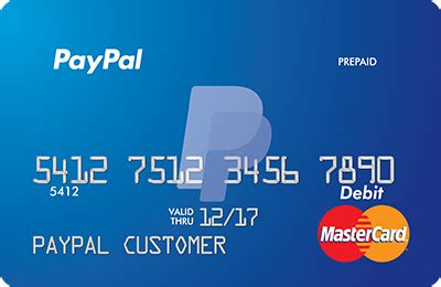 prepaid mastercard cvv paypal prepaid mastercard the reloadable debit card from