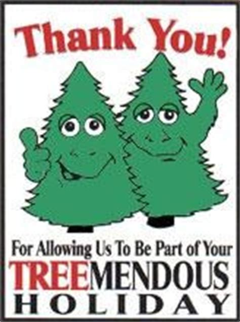 christmas tree lot signs holiday trees inc