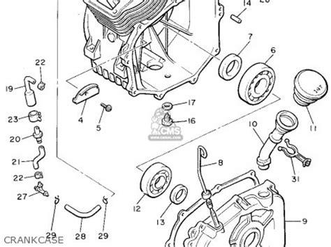 yamaha g16 parts diagram wiring source