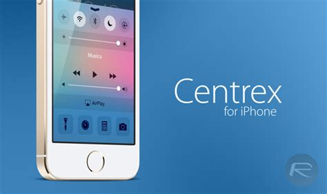 control center themes ios 7 how to get the new ios 8 control center on ios 7 1 x right
