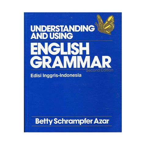 jual understanding and using grammar by betty