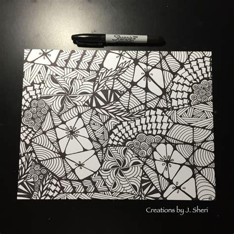 zentangle pattern sez 1736 best zentangle art images on pinterest doodles