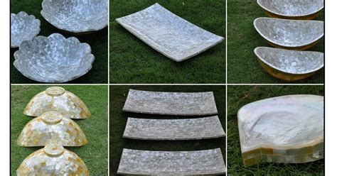 produk kerajinan kulit kerang mutiara