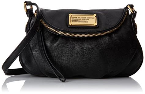Marc By Marc Lovely Purse by Marc By Marc Classic Q Cross Black One