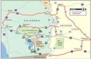 us map with interstate 10 commuter alert interstate 10 closed near desert center