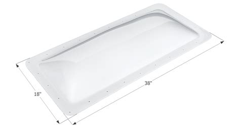 rv bathroom skylight replacement rv bathroom skylight replacement rv skylight 14 quot x 34