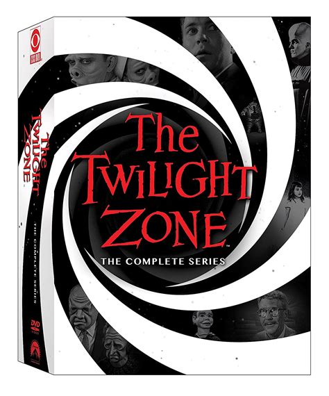 the twilight zone complete original series seasons 1 2 3