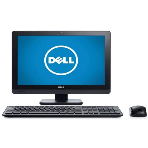 Monitor Lcd Zyrex dell all in one 2020 lcd 20 in wide touch screen i3 win 8