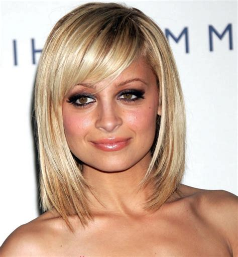 Bob Cut Hairstyle Pictures by 58 Gorgeous Layered Bobs With Bangs Haircuts