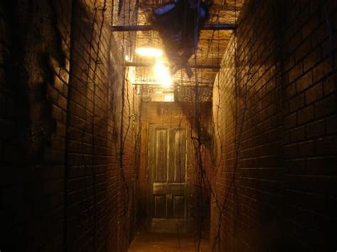 Haunted House Room Ideas by Trip Report The Darkness Haunted House