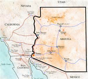 maps yuma pictures to pin on pinsdaddy