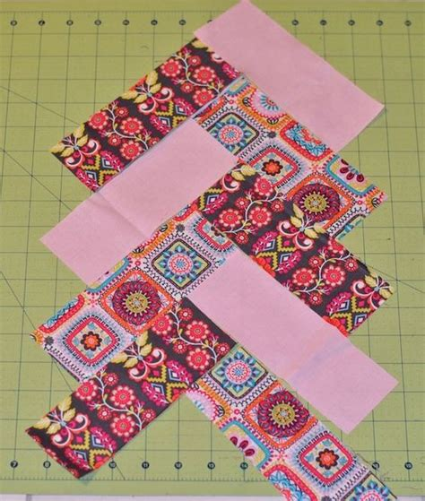 french braid block how to make a french braid quilt two ways french braid