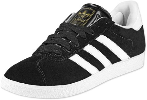 adidas gazelle skate chaussures black running white