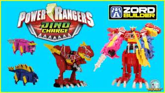 power rangers dino charge megazord toy opening power rangers dinosaur toys toypals tv