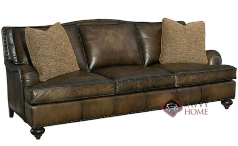 fulham leather sofa for sale quick ship fulham by bernhardt leather sofa in by