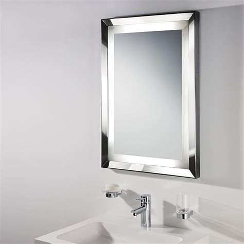 Mirrors For Bathroom Walls by 20 Inspirations Bathroom Wall Mirrors With Lights Mirror